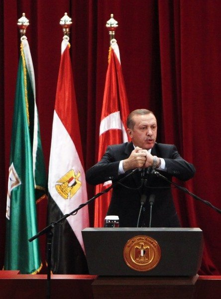Turkish-Prime-Minister-Tayyip-Erdogan-delivers-a-speech-at-Cairo-University-2-