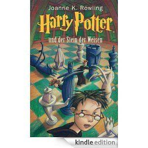 1 Harry Potter und der Stein der Weisen - J.K. Rowling