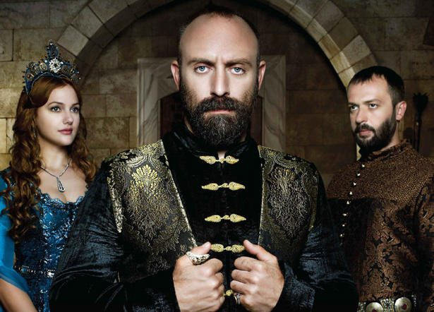 ... Magnificent Century is the most-watched television drama in Turkey