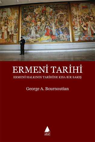 Cover of the newly published Turkish edition of A Concise History of the Armenian People.Cover of the newly published Turkish edition of A Concise History of the Armenian People.