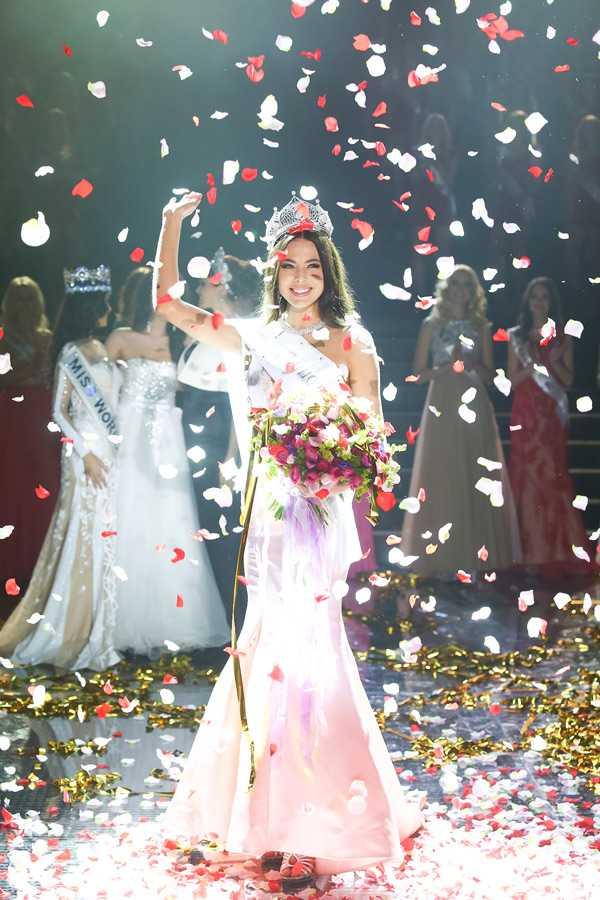 Miss Russia Yulia Alipova 2014