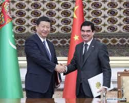 туркменистан-китай