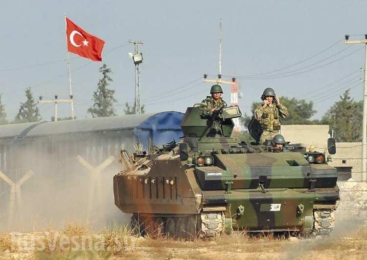 Вашингтон и Анкара пытаются согласовать совместные действия после ухода США  из Сирии beddb410891
