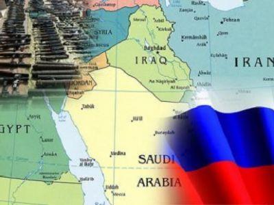 Возвращение России на Ближний Восток — Turkish Forum