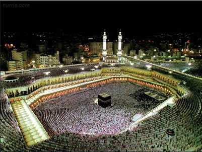 Yabancı ülkelerden ve Suudi Arabistan'dan bu yıl 2,7 milyon Müslüman hacı oldu.