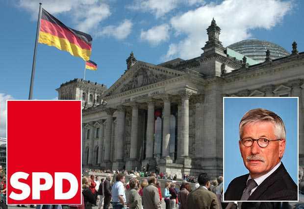 Almanya'da yaşayan Müslüman göçmenleri eleştirmesi ile gündeme gelen Sosyal Demokrat Parti (SPD) üyesi Thilo Sarrazin, SPD'nin kendisini ihraç etmesinin mümkün olmadığını savundu