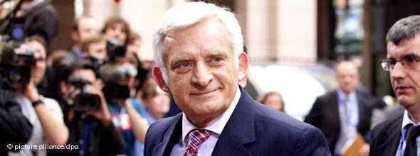 Avrupa Parlamentosu Başkanı Jerzy Buzek