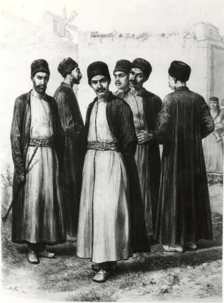 Karaylar 1837