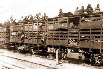 Tehcir kararı 27 Mayıs günü alınmış ve 1 Haziran 1915'te Resmi Gazete'de yayımlanmıştır.