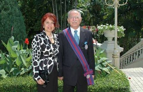 TBMM milletvekili Ekmeleddin İhsanoğlu