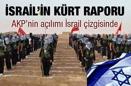 pkk + israil