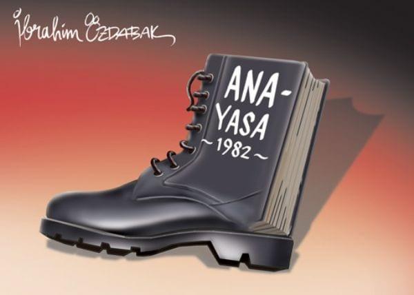 Asker Postalı, 1982 Anayasası, yeni anayasa