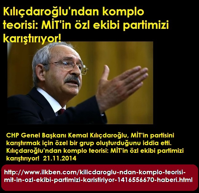 MİT-CHP