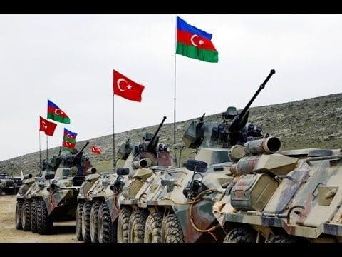 Azerbaycan Türkiye Tankları ve silahlı kuvvetleri