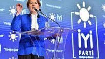 Meral Akşener, İYİ Parti