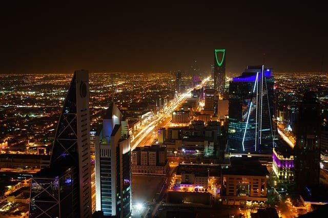 Suudi Arabistan'ın başkenti Riyad