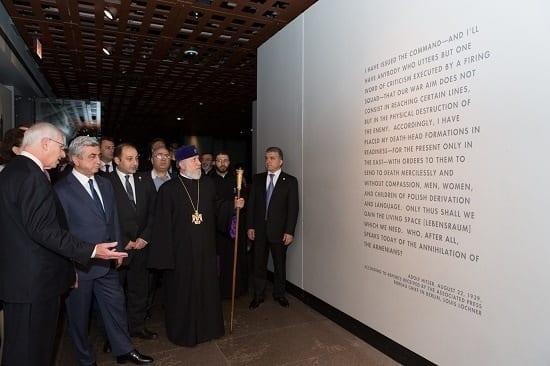 Washington soykırım müzesi Hitler'in sözü