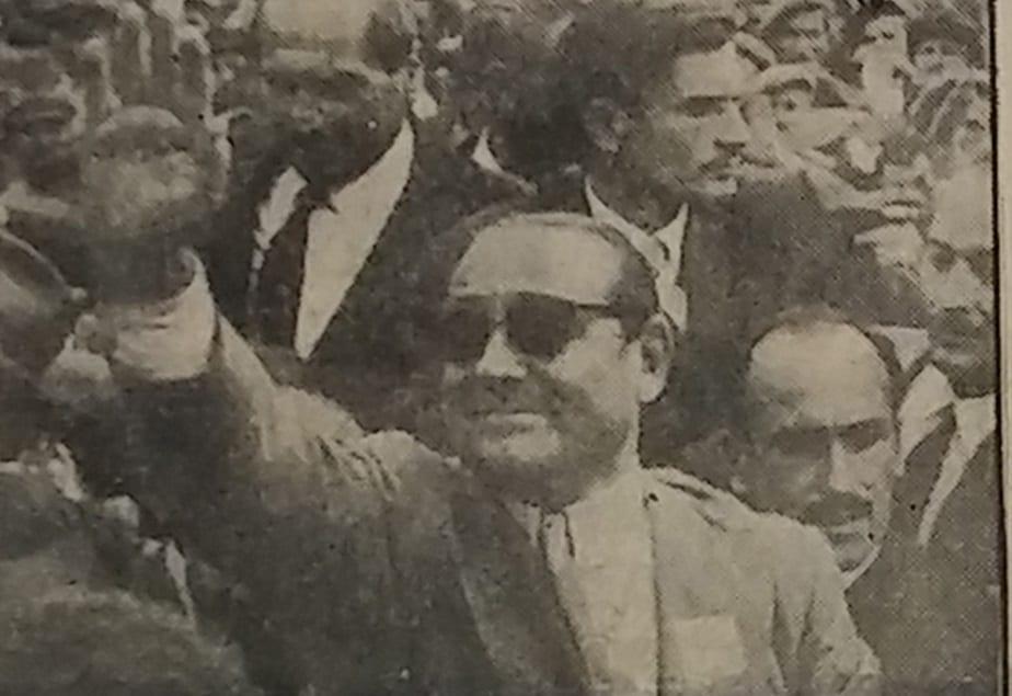 1957 genel seçimleri, Adnan Menderes