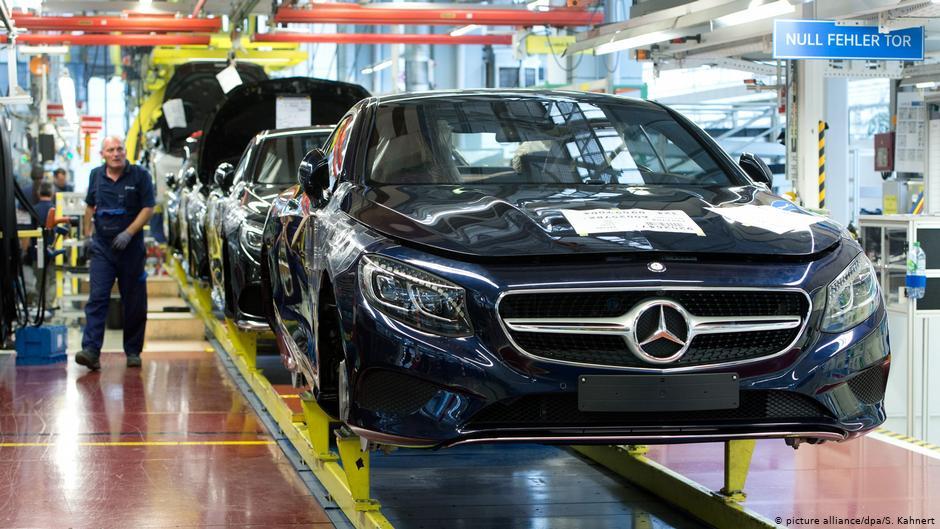 Daimler personel sayısını düşürüyor | EKONOMİ | DW