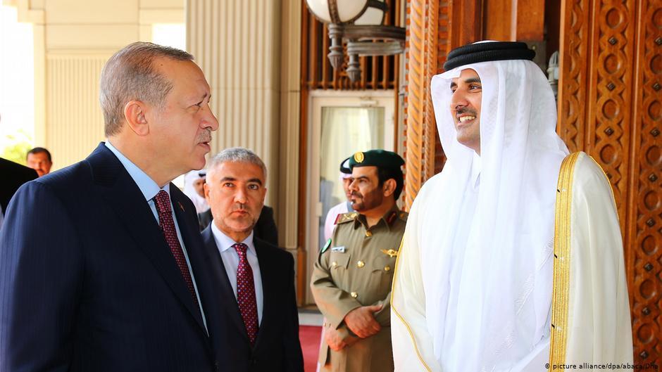 Erdoğan′dan Körfez krizine ilişkin mesaj | TÜRKİYE | DW
