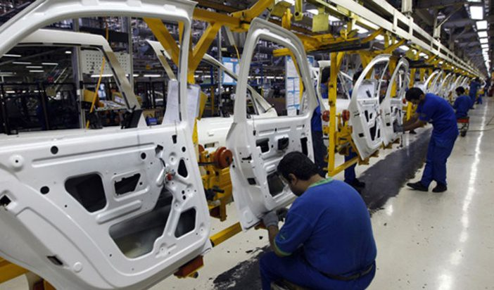 Otomotiv sektörünün kalbi TOSB'da atıyor