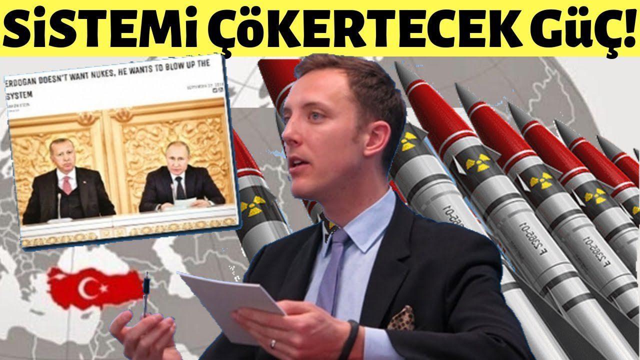 ABD'li Haber Sitesi: Türkiye Dünyada Ana Oyuncu Olacak!