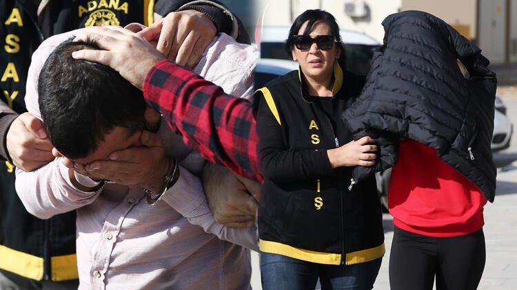 Adana'da 3 gün önce evlenen çift, kuyumcudan dolandırıcılık iddiasıyla yakalandı