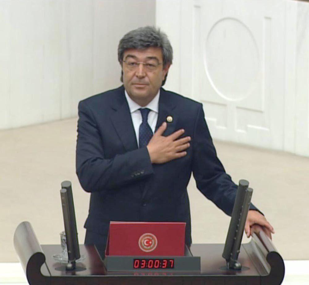 İYİ Parti Kayseri Milletvekili Dursun Ataş'tan Dikkat Çeken Tepki! » Kayseri Olay Haber