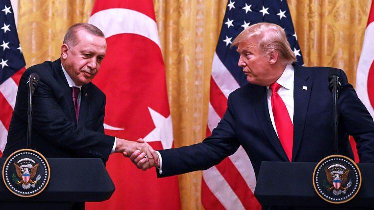 Son dakika... Cumhurbaşkanı Erdoğan ve ABD Başkanı Trump'tan önemli açıklamalar