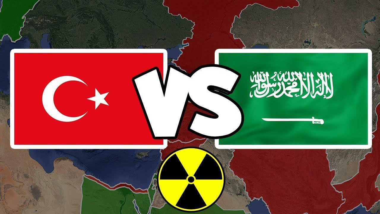 Türkiye vs Arabistan ft. Müttefikler Savaşsaydı?