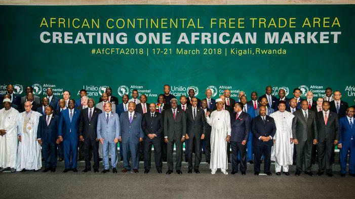 Afrika, tarihin en büyük serbest ticaret anlaşmalarından birine sahne oluyor