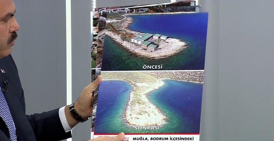Bakan Kurum'dan iptal edilen arıtma tesisi projesine ilişkin açıklama