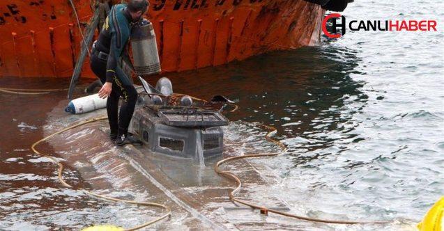 İspanya polisinden denizaltına baskın! Ele geçirilen uyuşturucunun değeri 121 milyon dolar