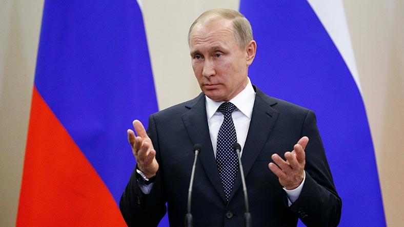 Putin: İdlib'de kimyasal silah kullananlar cezalandırılmalı | Al Jazeera Turk