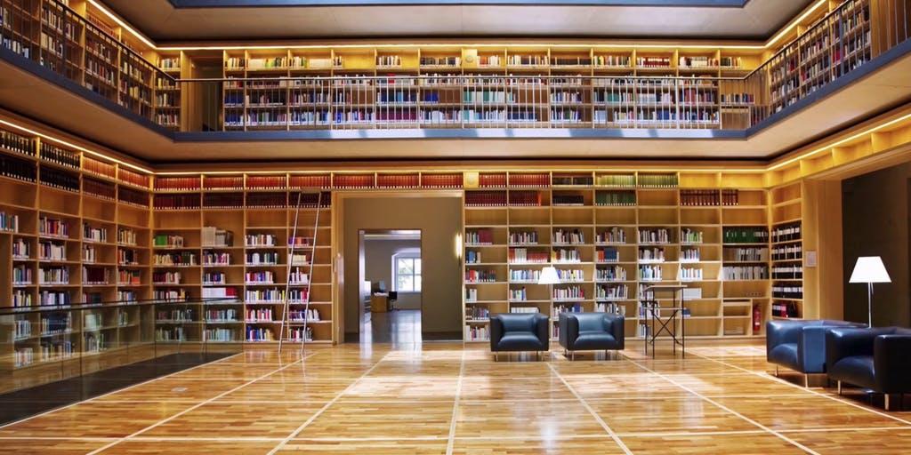 Çevrimiçi Öğrenciler için Kütüphaneler Yaratmak Düşüncenizden Daha Zor