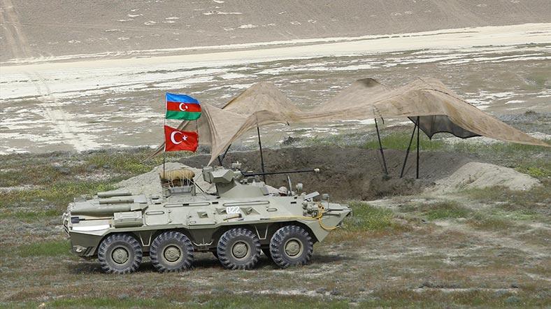 Türkiye ve Azerbaycan'dan ortak tatbikat | Al Jazeera Turk