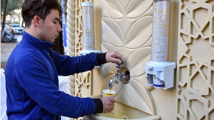 Bursa'da öğrencilerin çorbası belediyeden - Internet Haber
