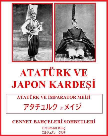 ATATÜRK VE JAPON KARDEŞİ, İMPARATOR MEİJİ Kitabı