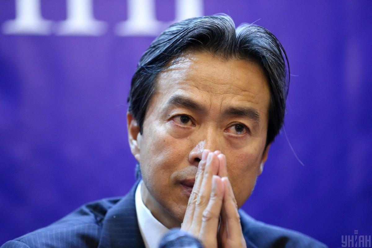 Çin İsrail büyükelçisi Du Wei