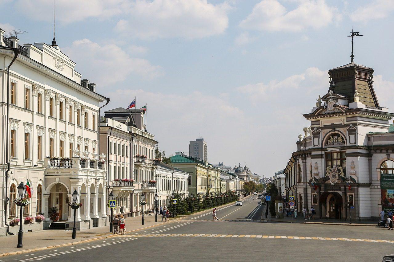Kazan Rusya Tataristan