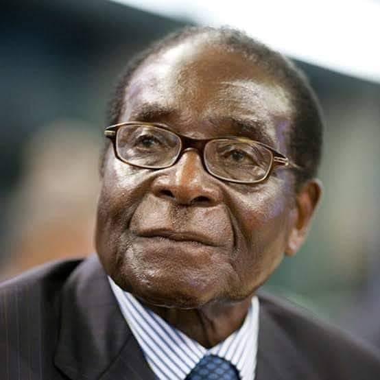 Zimbabwe Başkanı Robert Mugabe