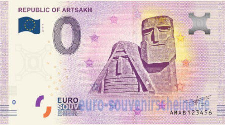 Almanya'nın Karabağ banknotları Azerbaycan'ı kızdırdı
