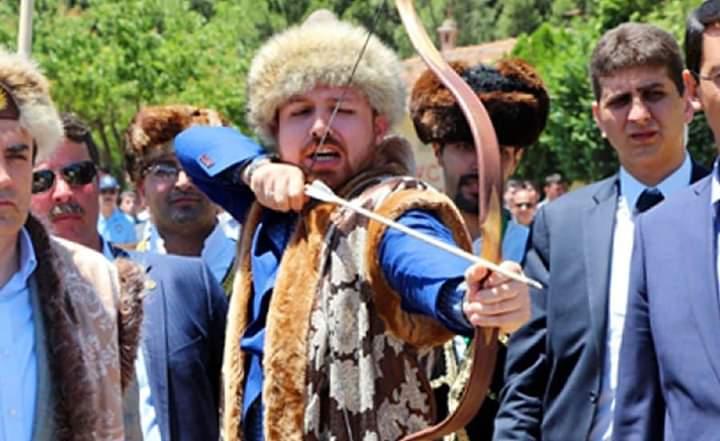 Bilal Erdoğan okçular vakfı