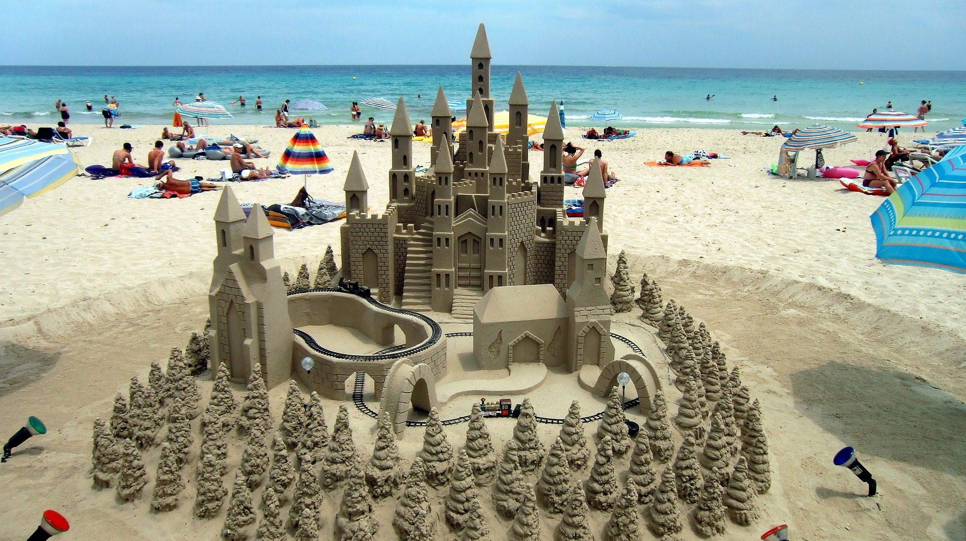 Sandburg Plajı, Mayorka