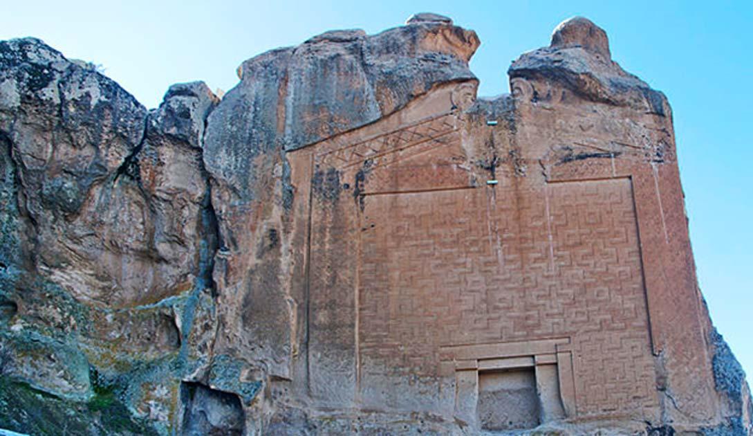 2800 yıllık Midas şehri