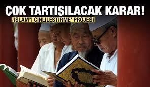 Çok tartışılacak karar: İslam'ı Çinlileştirme - DÜNYA Haberleri