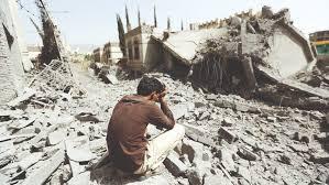 Dünyanın unuttuğu en ağır insani kriz Yemen iç savaşı, 5'inc..