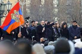 Ermenistan Cumhurbaşkanı, Muhtıra Veren Gasparyan'ı Görevden Almayı  Reddetti - onedio.com